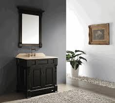 corner bathroom cabinet round glass shower white toilet sitting