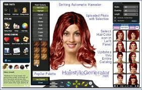 hair generator change hair color online virtual hair coloring hairstyle app