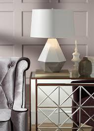 geometric home decor fall home decor trend geometric patterns on lighting and furniture