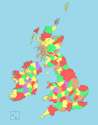 Britain Blank Map by Blank Map Directory Western Europe Alternatehistory Com Wiki