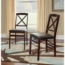 linon home decor bar stools linon home decor triena espresso folding chair 01826esp 02 as u