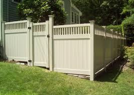 fence innovative ideas vinyl fence styles amazing install a