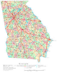 best towns in georgia map information in ga county ga county map spainforum me