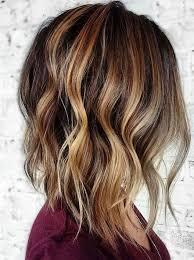 long bob hairstyles brunette summer caramel brunette highlights hairstyles pinterest brunette