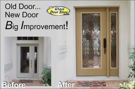 Exterior Door Install A New Front Door With An Active Sidelight