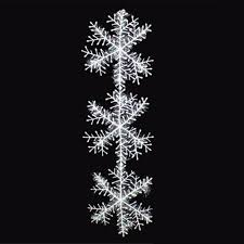 shop 30pcs kits tree white snowflake charms