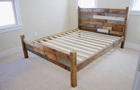futon how to rustic wooden bed frames awesome queen futon frame