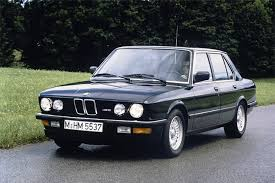 are the best bmw m cars of the past 40 years