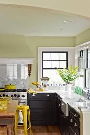 what color to paint a small kitchen with white cabinets 25 best kitchen paint and wall colors ideas for popular