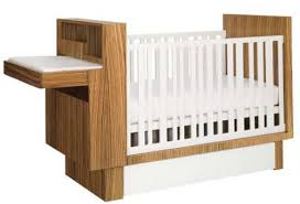Baby Crib With Changing Table Furniture Fashionstudio Baby Crib Changing Table From Nurserywork