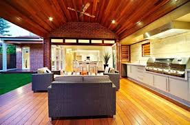 outside kitchens ideas how to outdoor kitchens hupehome