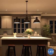 Kitchen 3 Light Pendant Kitchen Lighting Modern Kitchen Lighting Ideas Farmhouse Kitchen