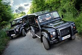 land ro classy meets rugged with vilner u0027s land rover defenders autoevolution