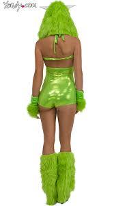 Wow Halloween Costumes Green Furry Costume Halloween Costumes Costumes