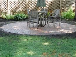 patio 12 patio paver ideas stone patio paverfirepit designs