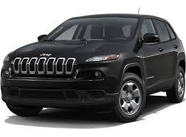 jeep suv 2016 black 2016 jeep cherokee review price mpg sandusky oh