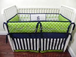 baby bedding crib set reed navy u0026 lime giraffe crib bedding just