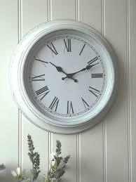 best 25 large white wall clock ideas on pinterest large vintage