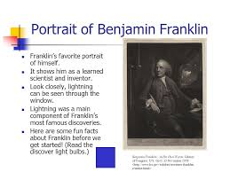 biography facts about benjamin franklin benjamin franklin scientist and inventor by lauren obermaier ete