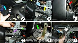 porsche boxster ignition switch replacement 986 987 1997 08