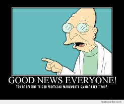 Oops I Did It Again Meme - you are reading this in a professor farnsworth s voice by ben meme