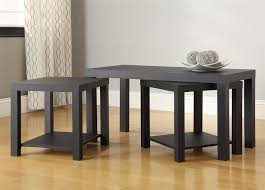 amazon com ameriwood home holly bay coffee table and end table