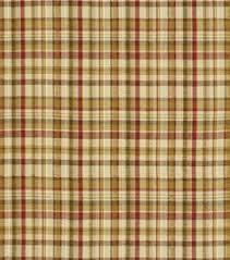 plaid home decor fabric home decor fabric robert allen hopsack plaid spice fabric cing