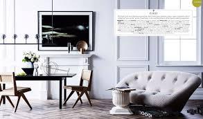 concrete gray interior design color schemes inspiration by color