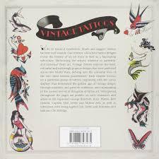 vintage tattoos carol clerk 9781847327475 amazon com books