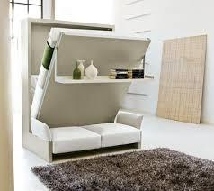 lit escamotable canapé l armoire lit escamotable pour plus d espace archzine fr