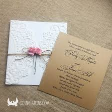 Wedding Invitation Paper Lace Wedding Invitations Free Shipping