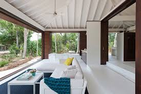 beach house design small tropical style beach house opens up to the world outside