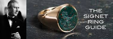 signet ring men the signet ring guide gentleman s gazette