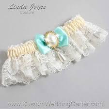 garters for wedding blue garters for wedding or prom archives custom wedding garter