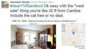 What Classifies A Bedroom A Hallway Is Not A Bedroom U0027 Twitter Mocks Miserable Vancouver