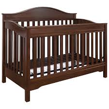 Baby S Dream Convertible Crib by Eddie Bauer Langley 3 In 1 Convertible Crib Walnut Baby Cribs