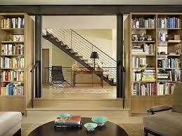 Bookshelves Library Bookcase Royal Oak Library Bookcase With Weathered Oak Library