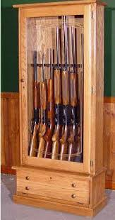 free gun cabinet plans with dimensions 118 best gun cabinets images on pinterest gun rooms gun safes and