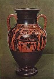 Euphronios Vase Typology Of Greek Vase Shapes