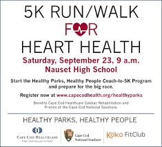 celebrate fitness at the healthy parks healthy people 5k run walk