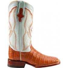 ferrini s boots size 11 s caiman crocodile belly boots brown 045y35 s