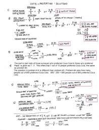 cobb ed math ratio and proportion solutions to worksheet