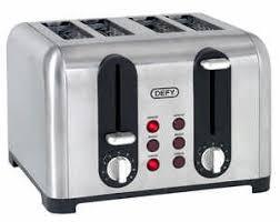 4slice Toasters 4 Slice Toaster Defy