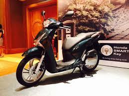 honda ra mắt sh phiên bản mới giá từ 66 990 000vnđ