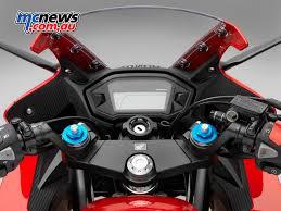 honda cbr500r new 2016 honda cbr500r released mcnews com au