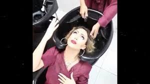 long hair lady part 1 force hair cut crying forced hair cut as