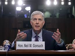 neil gorsuch gets grilled in supreme court confirmation hearing