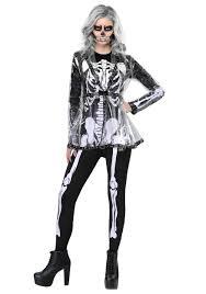 skeleton costume womens fierce skeleton costume for women