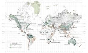 Upenn Map Atlas U0027 Offers Audit Of Biodiversity Conservation Achievements And