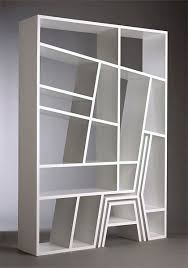 Rek Bookcase Got To Love A Bookshelf With A Built In Chair And Footstool
